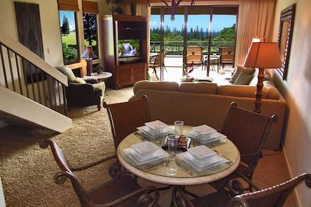 5* Luxurous Villa with Ocean View - Lahaina - Appartement