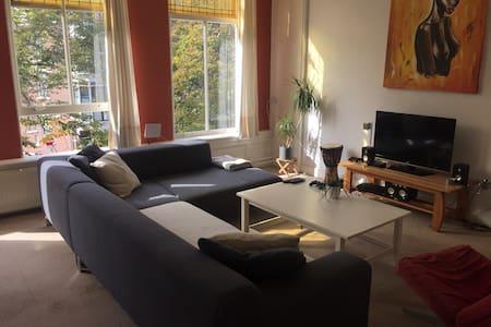 Old dutch city apartment - Entire Floor