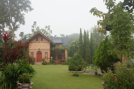 Charming English Style Cottage