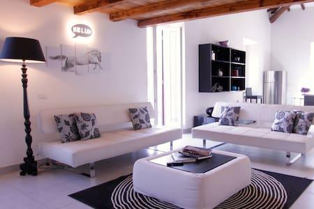 Bracciano Prime, modern and new :-)