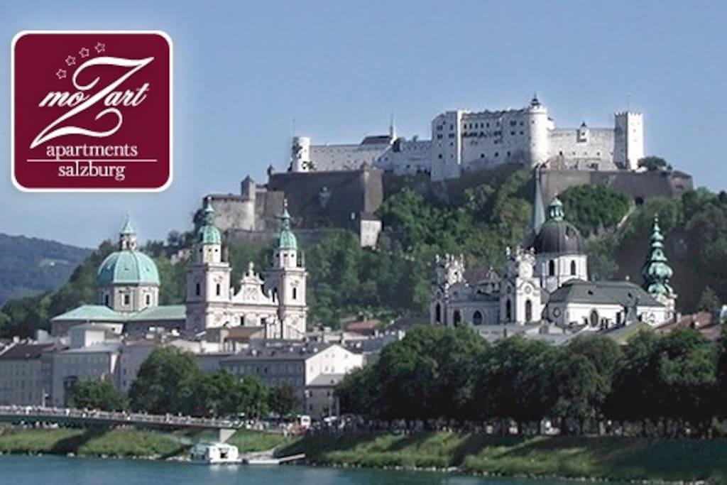 Mozart Apartments Salzburg AMADÉ