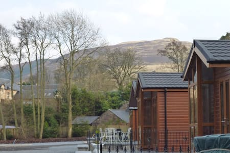 The Eagle's Rest, lodge, sleeps4 - Chalet