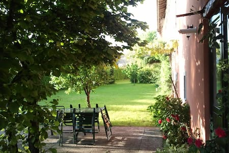 Lovely Apartment with Garden - Pavia di udine - Hus
