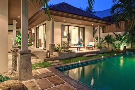 Bophut Stunning Pool Villa