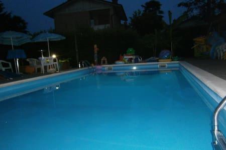 Villa con piscina in brianza - Wohnung