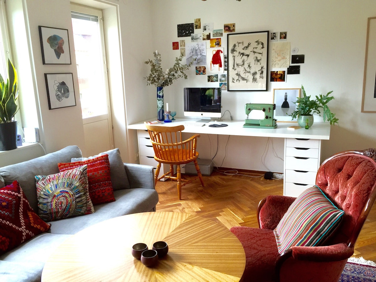 Cosy apartment! two rooms & balcony - apartments for rent in.