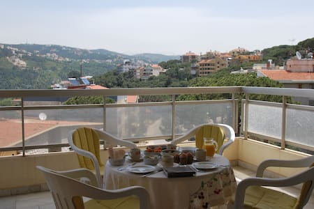220m² avec terrasse, vue magnifique - Apartment