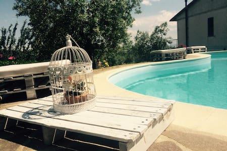 Chianti-L'Oliveta casa in campagna