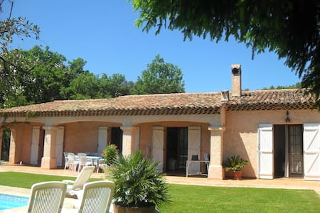 Villa tout confort ,region Provence - Villa