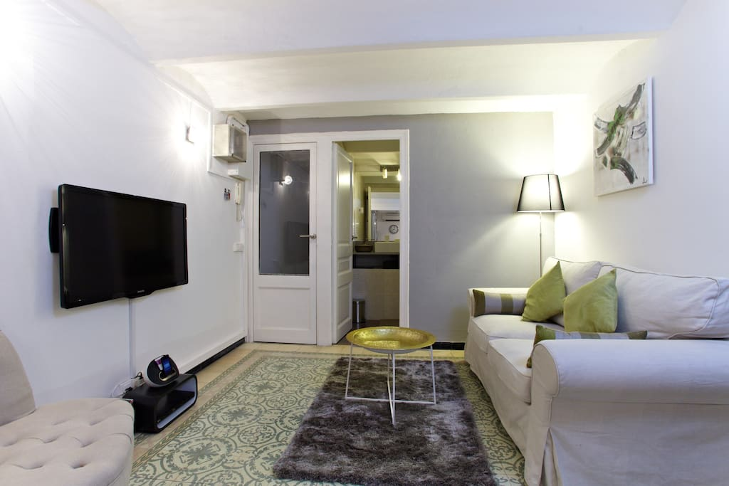 Wonderfull flat in Sagrada Familia