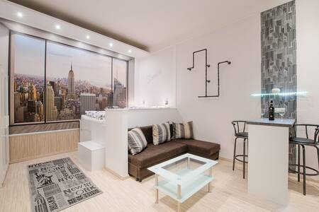 NEW Design apartment in the city center - Budapest - Apartment