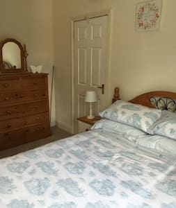 Self contained annexe double room kitchen & lounge - Bed & Breakfast