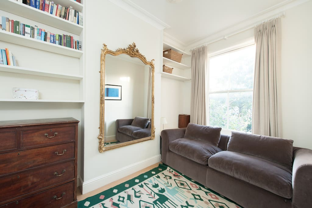 2 bed, centrally located flat NW6