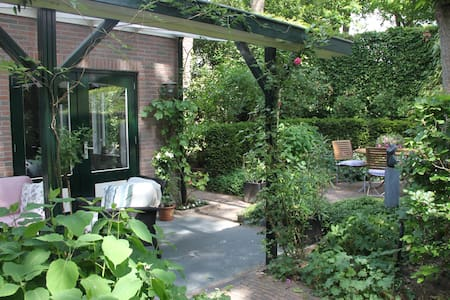 Sfeervol tuinhuis in mooie omgeving - Doorn - Sommerhus/hytte