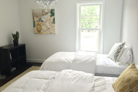 Chic, Remodeled B&B in DC w/parking