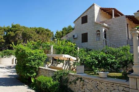 Villa Punta in Sumartin island Brac - Sumartin - Apartment