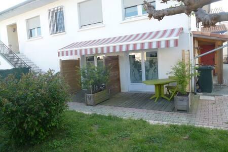 STUDIO  Faoné POUR 2 AVEC PISCINE - Anglet - Apartment