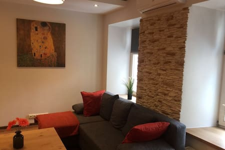 Cozy & Quiet Stay in the Vibrant Old Town - Vilnius - Apartment