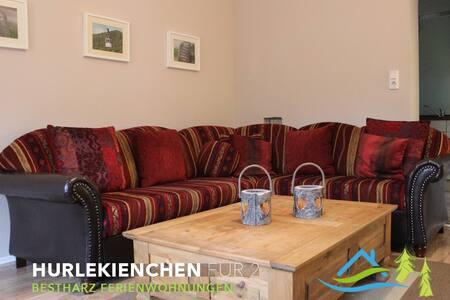 Hurlekienchen für 2, **** - Bad Harzburg - Apartment