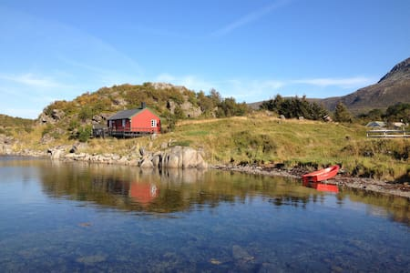 Cottage in center of Lofoten. WiFi. - Chatka