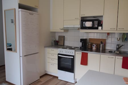 Cozy studio apartment in the center of the city - Tampere - Apartment