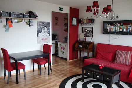lovely apartment with big balcony - Hambourg