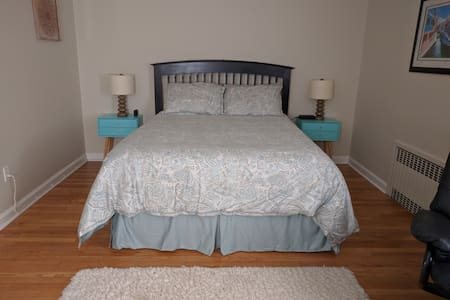 Cozy Room Near Beaches & NYC Ferry - Atlantic Highlands - Σπίτι