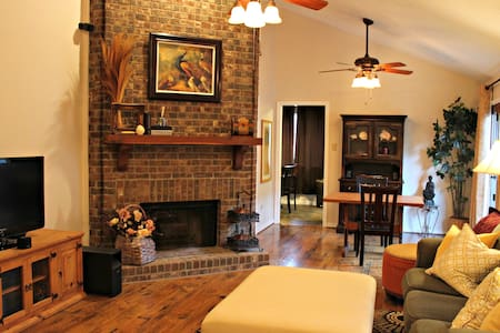 Comfy, Cozy, Safe, Affordable Home - Dallas Suburb - Haus