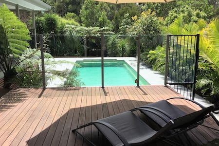 Comfort and convenience in Hinterland Cooroy. - Cooroy - Bed & Breakfast