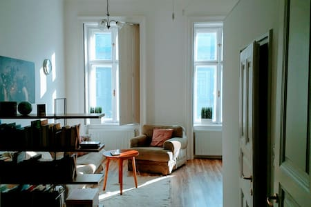 Attractive, bright flat in the city centre - Budapest