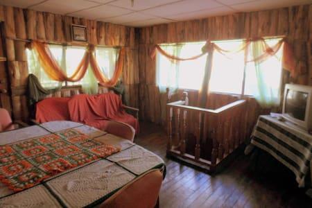 Doorstep of Heaven-Cerro Punta Room
