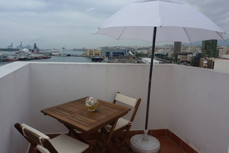 Penthouse With Private Sun Terrace  - Pis