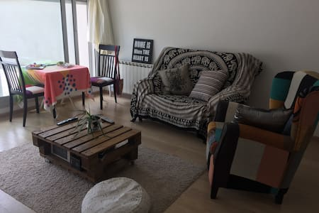 Apart. A 5min a pie centro Girona - Apartemen