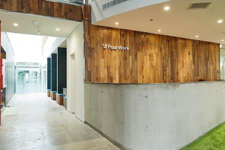 Fourwork Creative Coworking Office