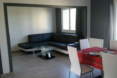 Appartement  spacieux - Roussillon - Wohnung