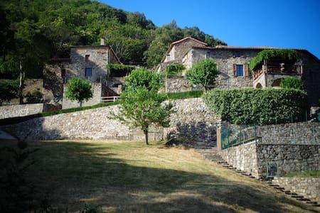Gîte Randavel - Notre-Dame-de-la-Rouvière - House