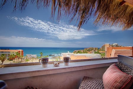 Beautiful Cabo Get Away with Ocean View - Cabo San Lucas - Wohnung