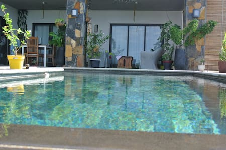 Villa dominique+piscine - Ház