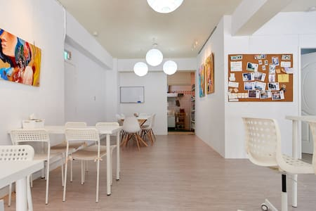 LS Design Hostel 3mins to MRT