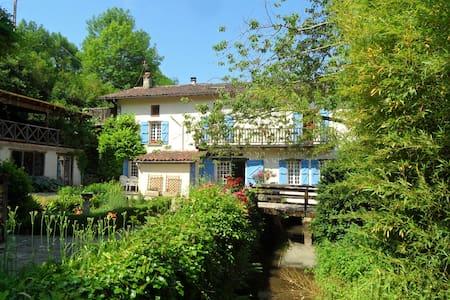 Le Moulin de la Materette - Rumah