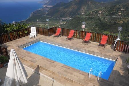 Holidays in Sicily - Villa Rosi - Capo d'Orlando - Villa