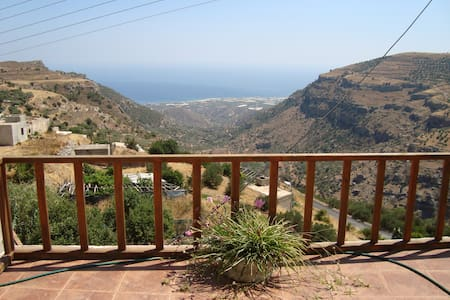 Traditional house in  the mountains - Agios Stefanos - Rumah