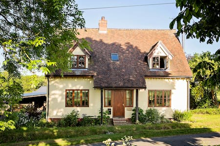 The Chestnuts B&B, Hartest, Suffolk - Bed & Breakfast