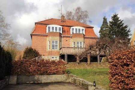Beautiful period house close to Cph - Birkerød - Villa