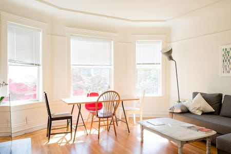 Sunny Apt in the hearth of Mission - San Francisco - Apartment