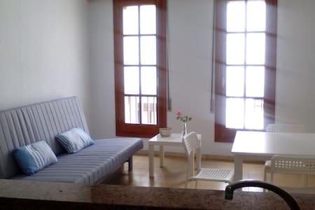 apartamento ático en el centro de Castellón - Apartamento