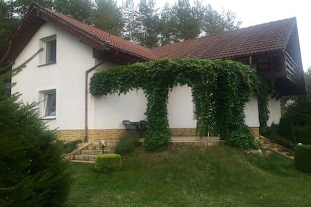 Domek letniskowy w sercu Kaszub - Ostrowite - House