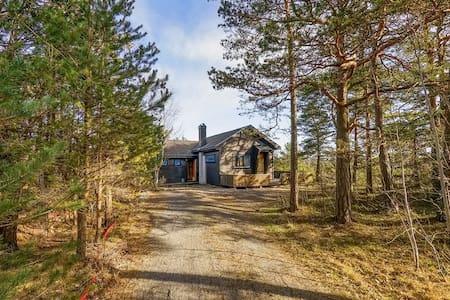 Cosy cabin close to beaches - Kabin