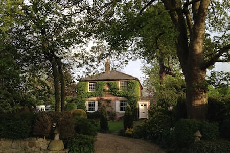 Double suite for 2 (+2 on sofabed) - Avebury - Huis
