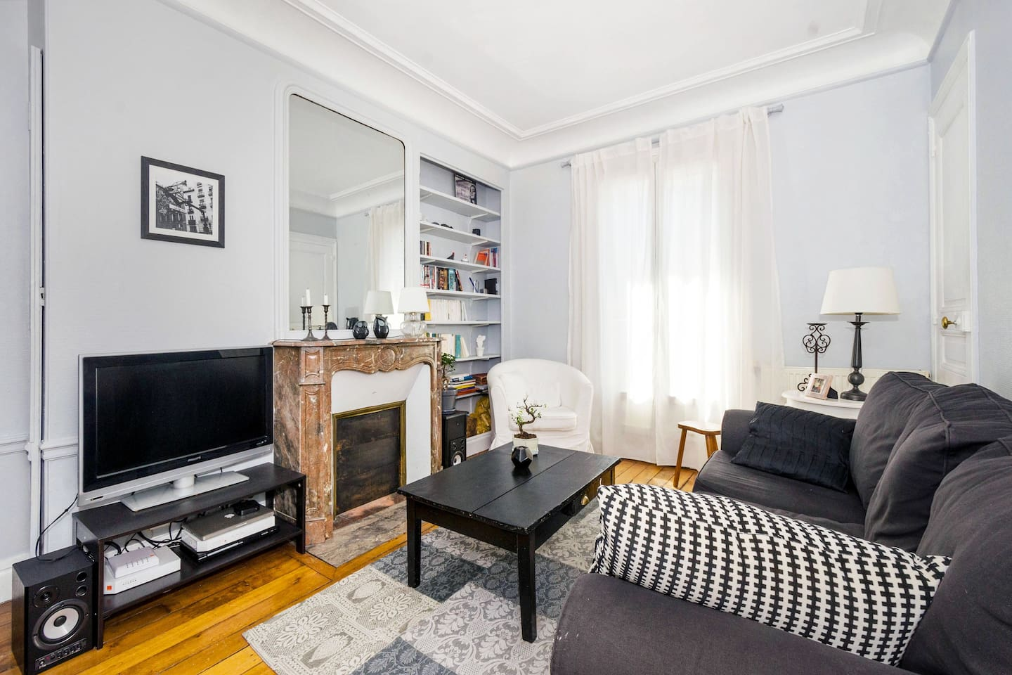 Apartment in Paris, Canal St Martin
